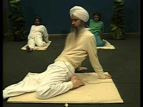 Nirvair Singh Khalsa. Kundalini Yoga. a Complete Course for Beginners. Volume 3