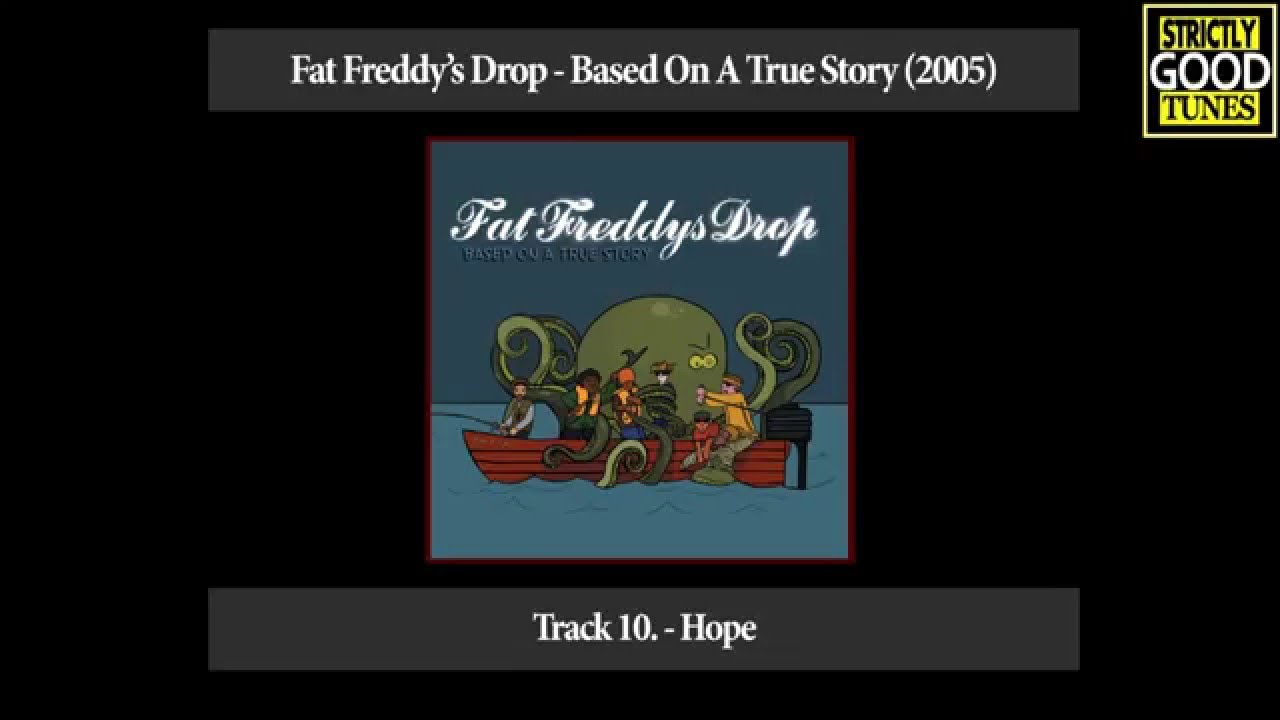 Fat Freddy's Drop - Hope [HD] - YouTube