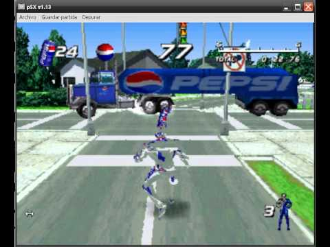 Pepsiman 100 Completo Youtube