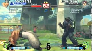 Topanga League 5 Qualifier Final-2 - Kitasenju DJ (DeeJay) vs. Twiggy (T.Hawk)