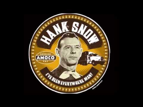 Hank Snow-  ~ (Now And Then There's)  A Fool Such As I