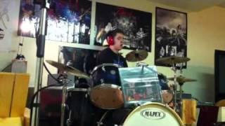 YYZ--RUSH Self tought Drummer