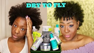 Does Deva Curl work on Type 4 Hair? | Wash Day