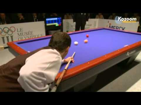 2011 World Championship 3-Cushion in Sluiskil