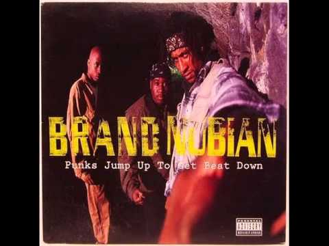 Brand Nubian  Punks Jump Up To Get Beat Down clean