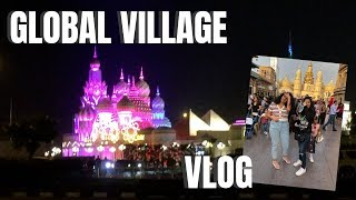 Global Village Dubai   Kpop/bts Store Vlog