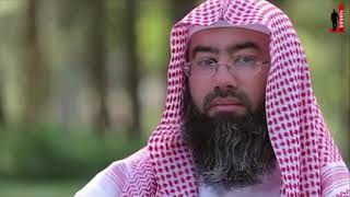 بكاء الشيخ نبيل العوضي بحرقه عندما ذُكرت والدته المتوفية