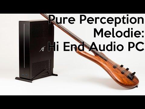 Silent Audio PC:  Pure Perception Melodie