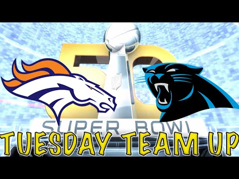 Changing Superbowl History??  - Tuesday Team Up
