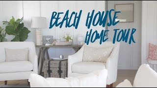 CALIFORNIA BEACH HOUSE || HOME TOUR
