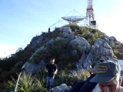 Cerro de la Silla AntenaPico NorteLoma de la Virgen