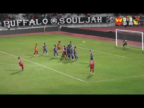 Highlight Piala FA 2017 Pusingan Ke-2 : Selangor vs Negeri Sembilan