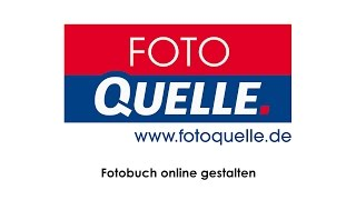 Fotobuch online gestalten - Fotoquelle.de