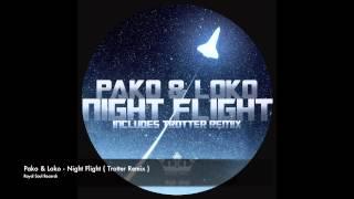 Pako & Loko - Night Flight ( Trotter Remix )