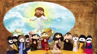 (5월 14일 런던순복음교회)어린이 성경교실 '최후의 만찬'