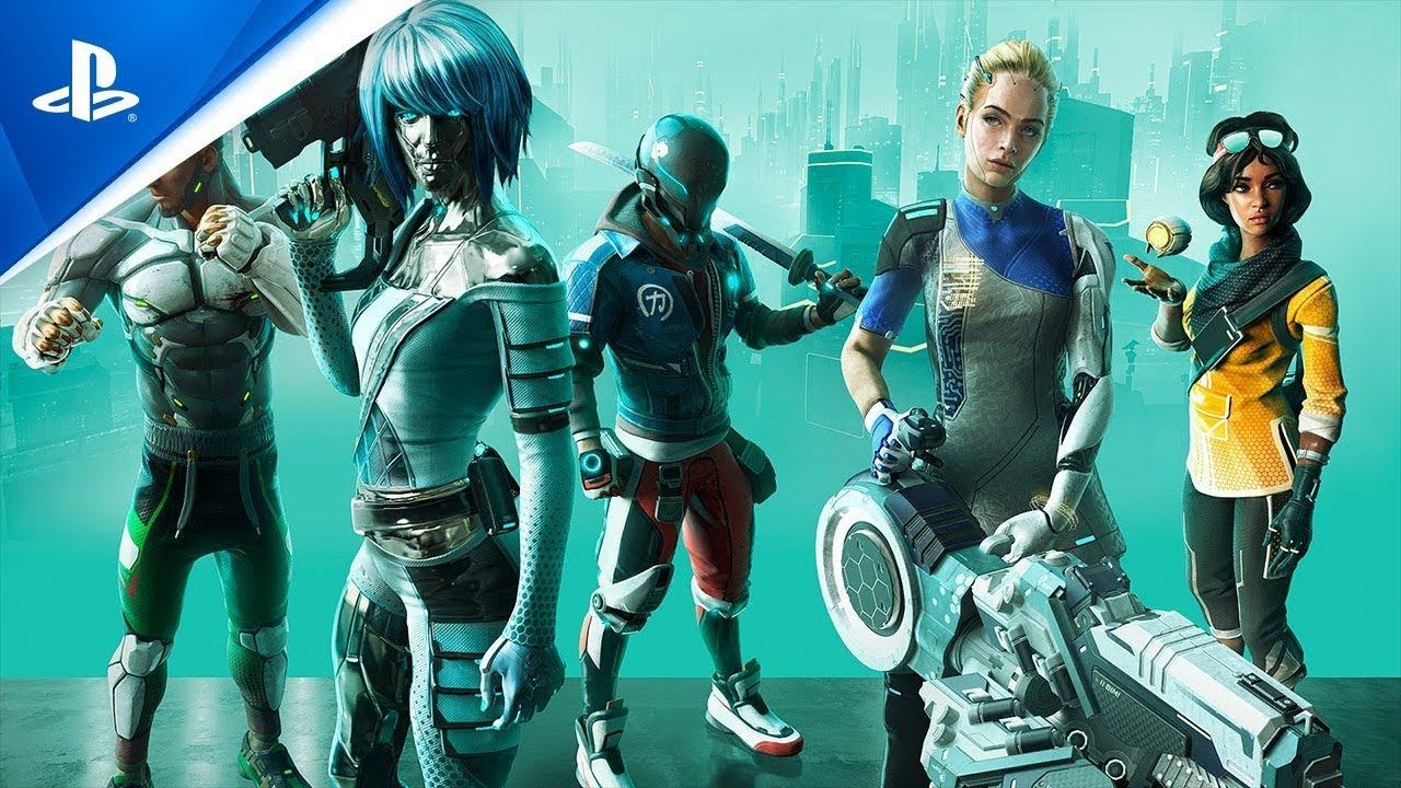 Hyper Scape | Трейлер запуска первого сезона | PS4