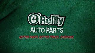 2016 O'Reilly Auto Parts