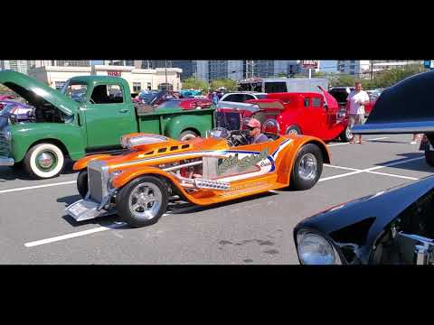 Antique Auto Show To Kick Off Summer Season In Ocean City