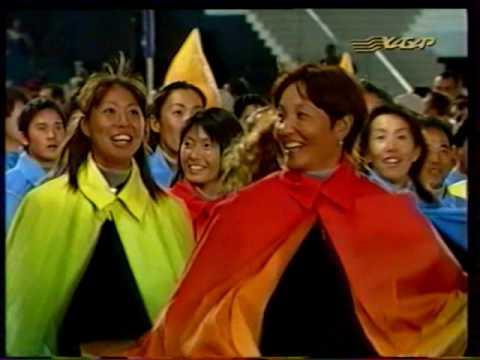 Первые Олимпийские Игры по триатлону. Сидней. 2000.