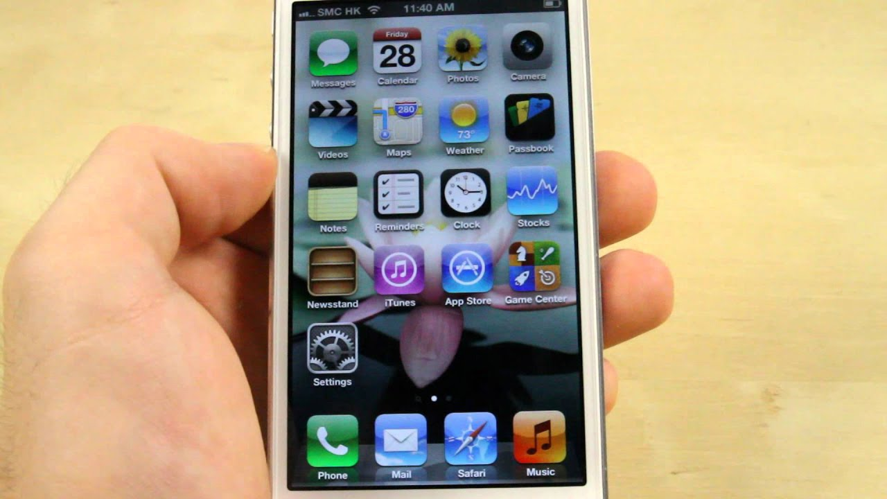 how to edit videos on iphone 5 how to change the wallpaper on the apple iphone 5 20029