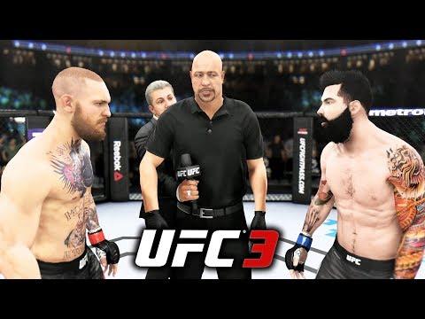 O COMBATE DO SÉCULO vs CONNOR McGREGOR | EA Sports UFC 3 GOAT Carreira #18 Gameplay PS4 PT/BR
