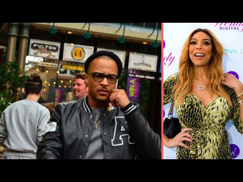"T.I. Roasts Wendy Williams ""You In Everybody Business But You Are A Independent Business Woman"""