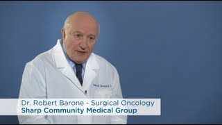 Dr. Robert Barone, Surgical Oncology