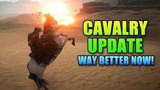Cavalry Is Way Better Now! - Battlefield 1 Updates