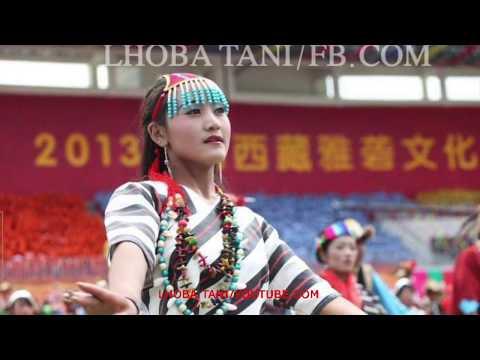 Beautifull Tibet Nyishi Men and Women..