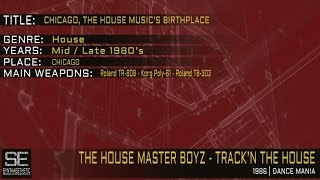 The House Master Boyz & The Rude Boy Of House - Track