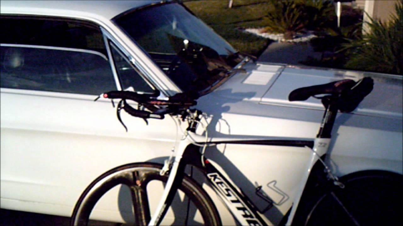 2012 Kestrel Talon 105 Tri Bike Youtube