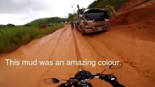 Riding Highlights Luang Prabang to Vang Vieng, Laos