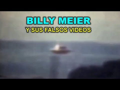 BILLY MEIER y sus falsos videos