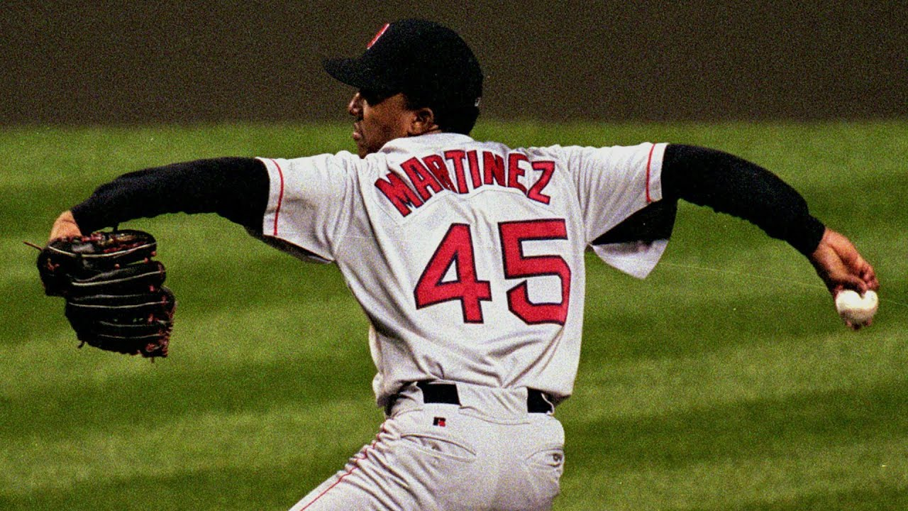 "Pedro Martinez ""Hall Of Fame"" Tribute Video (Official"