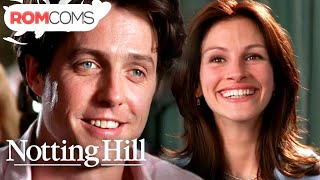 Press Conference Indefinitely - Notting Hill | Love, The Home Of Romance