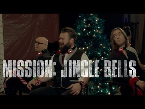 Mission: Jingle Bells   VoicePlay   MISSION: IMPOSSIBLE THEME Mashup