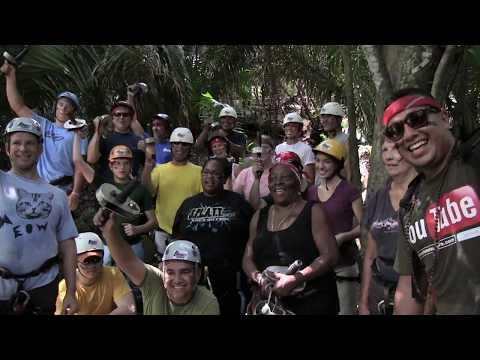 El Eden Zip line Canopy tour Puerto Vallarta