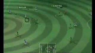 Pro Evolution Soccer 2008 Wii Gameplay 2