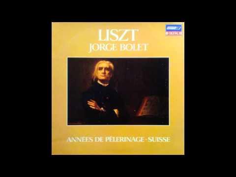Liszt: Première Année de Pèlerinage, Suisse — La Chapelle de Guillaume Tell (Bolet)