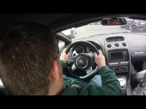Lamborghini Drive in Monte Carlo