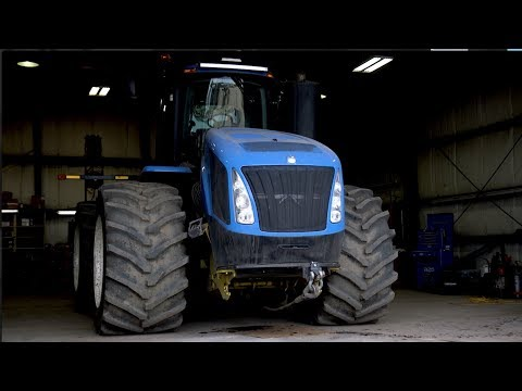 Canadian Farm Considers Switching From Tracks To LSW® Tires