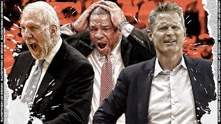 The Most Intense NBA Coaches Ejections of All-Time!