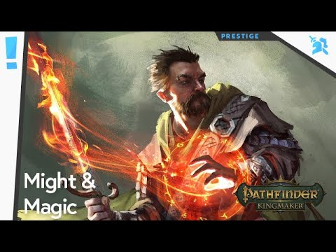 Pathfinder Kingmaker: All About Eldritch Knight |
