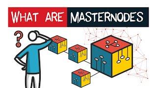Crypto Education - Masternodes Explained   Animation   Cryptomatics