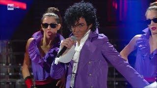 Federico Angelucci è Prince: