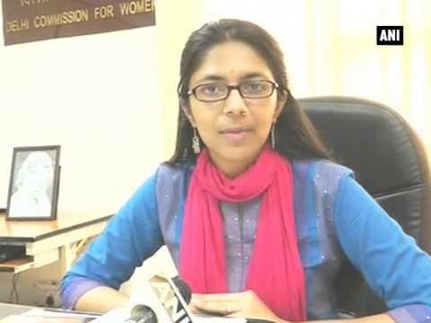 Swati Maliwal takes charge as DCW chief