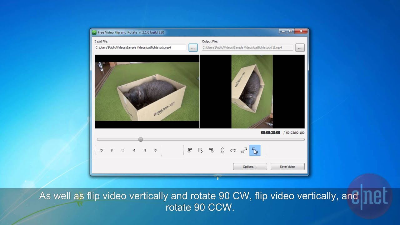 Free video flip and rotate rotate or flip videos save as avi free video flip and rotate rotate or flip videos save as avi files download video previews ccuart Images
