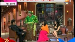 ZEE24TAAS : Channel Katta - Comedy Nights With Kapil, Sanny Leony