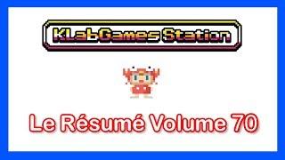 KLab Games Station : Le Résumé Volume 70