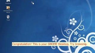 Install GNOME Desktop On CentOS 5x86